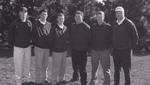 1996-1997 Golf Team by Cedarville College