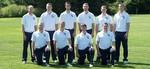 2014-2015 Golf Team by Cedarville University