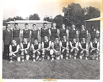 1963-1964 Men's Soccer Team by Cedarville College