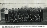 1965 Men's Soccer Team by Cedarville College