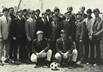 1970 Men's Soccer Team by Cedarville College