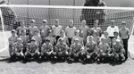 1991-1992 Men's Soccer Team