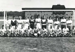 1992-1993 Men's Soccer Team