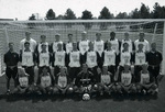 1998-1999 Men's Soccer Team