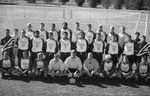 1999-2000 Men's Soccer Team