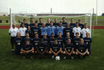 2011-2012 Men's Soccer Team