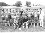 1970 Cedarville Men's Soccer Team by Cedarville College