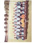 1999 Men's Soccer Team by Cedarville College