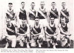 1961-1962 Men's Track and Field Team by Cedarville College