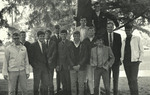 1968-1969 Men's Track and Field Team by Cedarville College