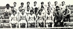1971-1972 Men's Track & Field Team by Cedarville College