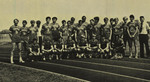 1974-1975 Men's Track & Field Team by Cedarville College