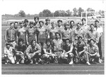 1976-1977 Men's Track & Field Team by Cedarville College