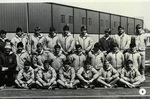 1980-1981 Men's Track and Field Team