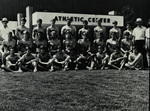 1984-1985 Men's Track and Field Team