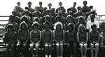1986-1987 Men's Track and Field Team