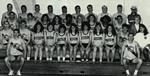 1988-1989 Men's Track and Field Team