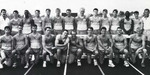 1991-1992 Men's Track and Field Team
