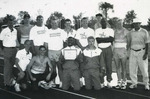 1992-1993 Men's Track and Field Team