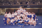 1995-1996 Men's Track and Field Team