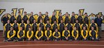 2014-2015 Men's Track and Field Team
