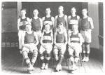 Men's Basketball Team by Cedarville University