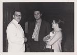 Allen Monroe, Roland Fleck, and Unidentified by Cedarville University