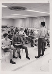 Students in a Classroom by Cedarville University