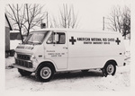 Red Cross Disaster Emergency Service Vehicle by Cedarville University