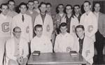 1955-1956 Varsity C by Cedarville University