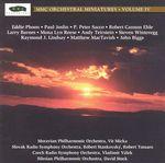 MMC Orchestral Miniatures, Volume IV by Steven L. Winteregg