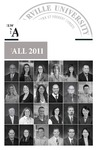 New Faculty, 2011-2012