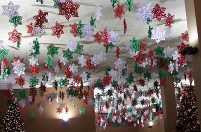 Cedarville Donates Snowflakes to Sandy Hook Elementary