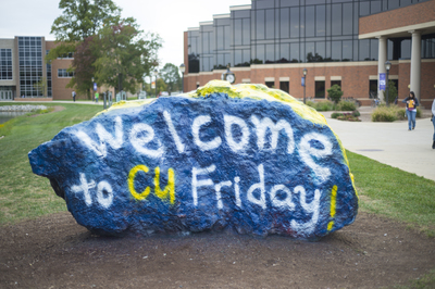High School Students Invited to CU Friday