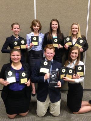 National Champion Speech Team