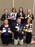 National Champion Speech Team