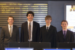 Cedarville Students Participate in a Real-World Trading Competition