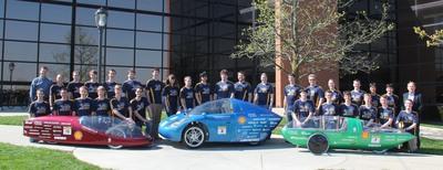 Building Fuel-Efficient Vehicles is Goal of Cedarville Engineers