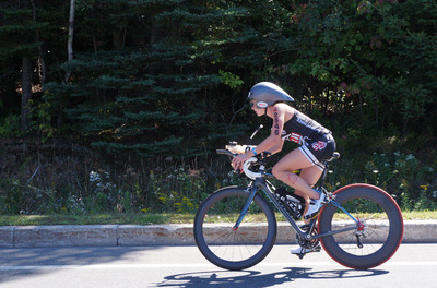 Athletic Trainer Competes in Half Ironman World Championship