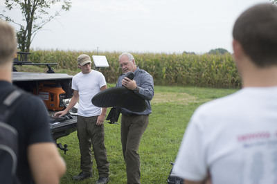 Drone Research Part of Remote Intelligence Work at Cedarville University