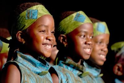 African Children's Choir to Perform at Cedarville University