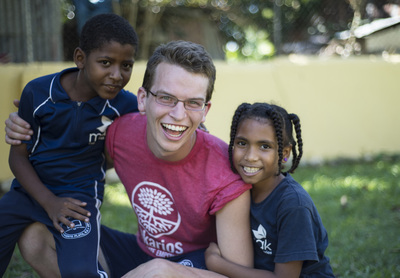 Student's Philanthropy Impacts Dominican Republic