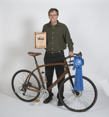 Engineering Professor Nets Dayton Carver's Guild Awards