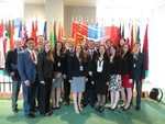 Cedarville Awarded Best Model U.N. Team