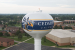 Yellow Jacket Now Flies Over Cedarville University Campus