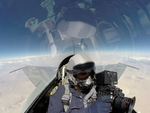 Flying at 7Gs with the Air Force