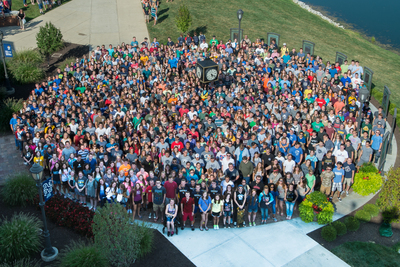 Another Record Enrollment for Cedarville University