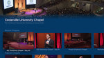 Chapel App Comes to Apple TV