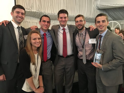 Pharmacy Students Win Ohio SSHP Championship
