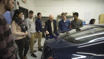 Industrial Design Students Envision Future Honda Cars